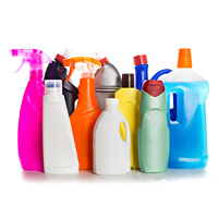 Cosmetics & Household chemicals